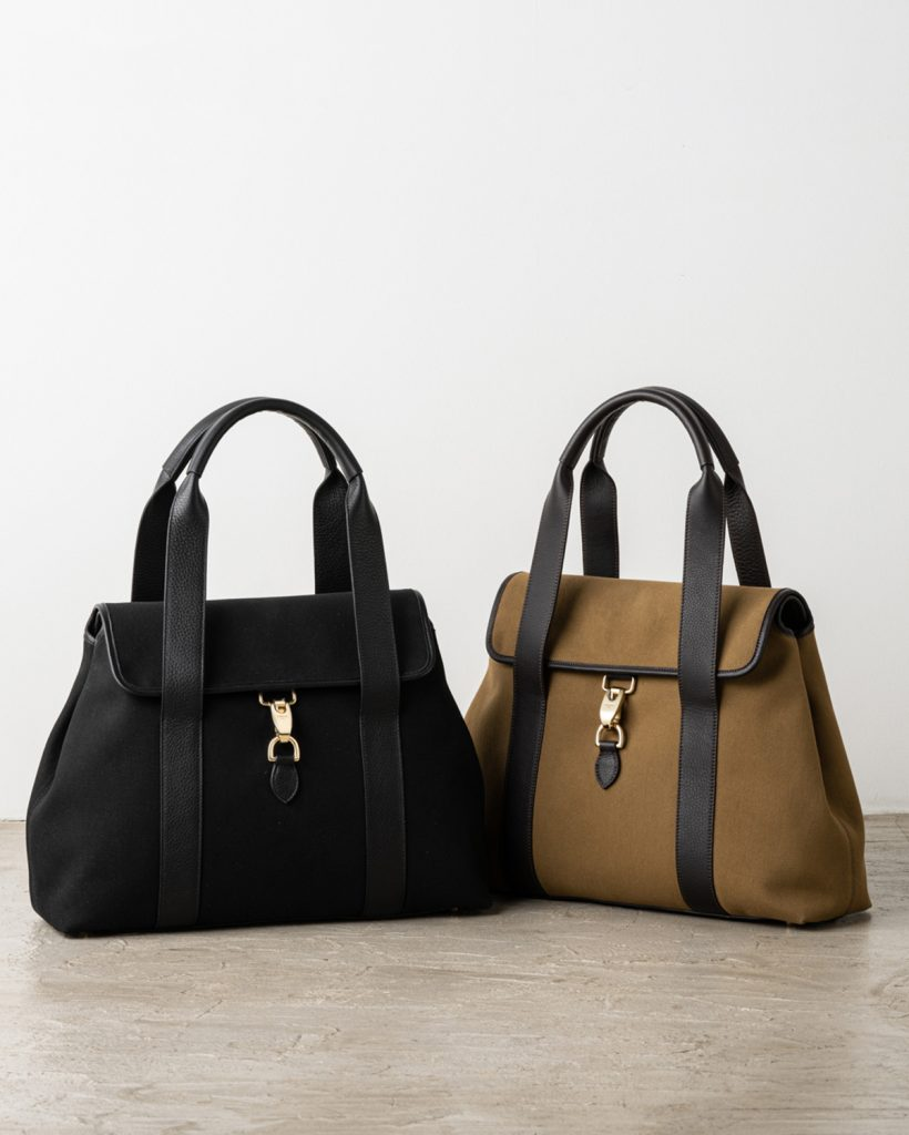 S.MANO エス マーノ FLAP TOTE